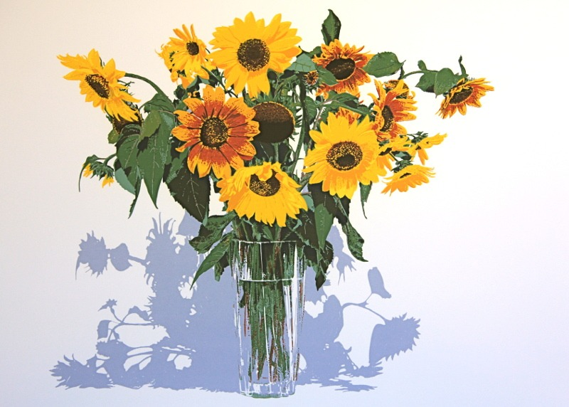 Sunshine in a vase